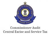 CBEC, Audit Patna logo