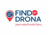 FindMyDrona logo