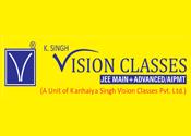 K Singh Vision Classes logo