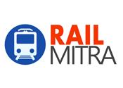 Rail Mitra logo
