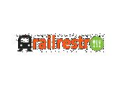 RailRestro PWA App logo
