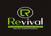 Revival Shoe Laundry logo
