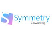 Symmetry Coworking, Patna logo