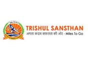 Trishul Sansthan logo