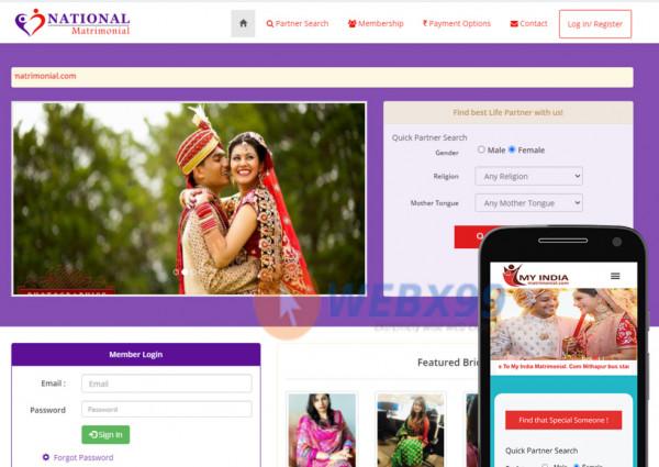 Matrimonial Portal Development Solution