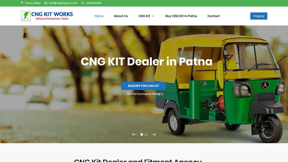 CNG Kit Patna