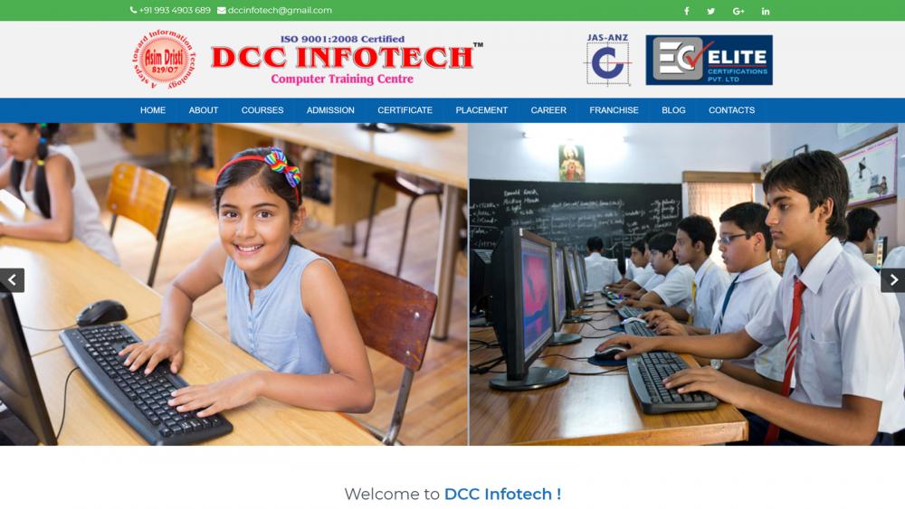 DCC Infotech