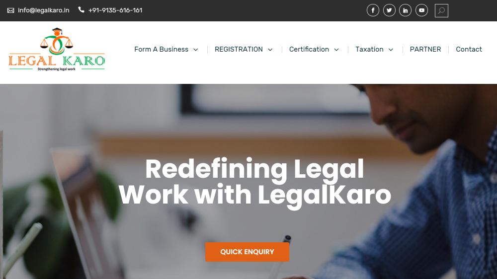 Legal Karo