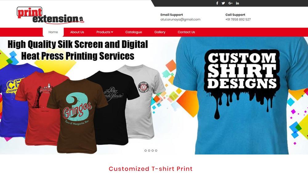 Print Extension