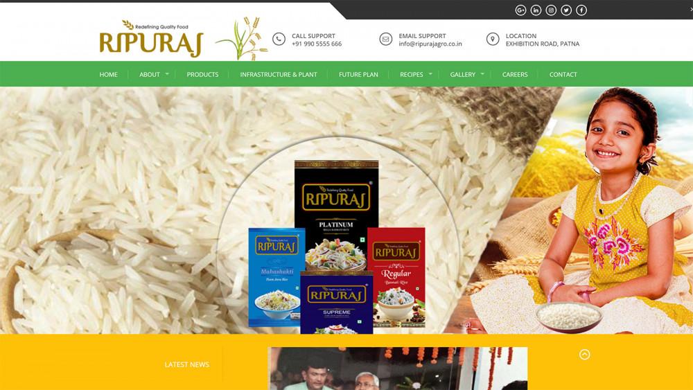 Ripuraj Agro Pvt Ltd