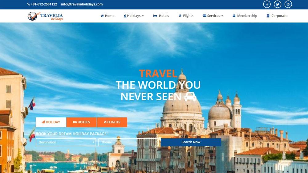 Travelia Holidays